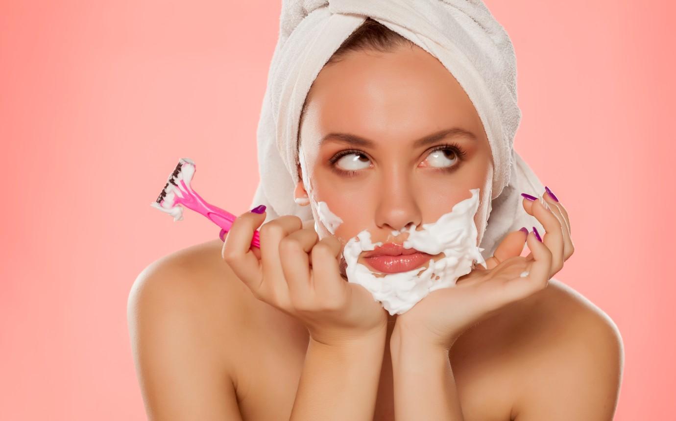 Haarentfernung Gesicht Gesichtshaare Entfernen Die Besten Methoden