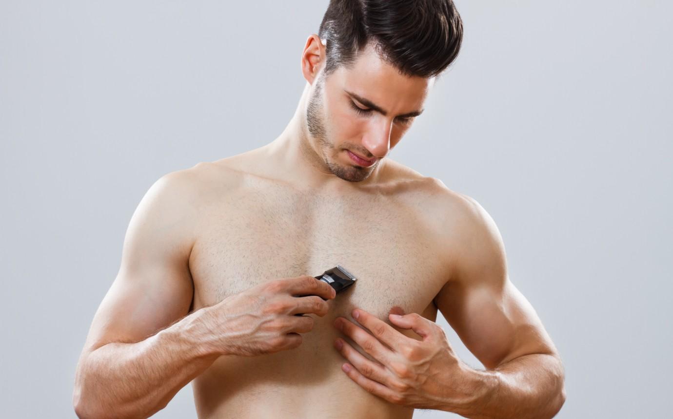 Brusthaare Entfernen Rasieren Wachsen Epilieren Oder Lasern