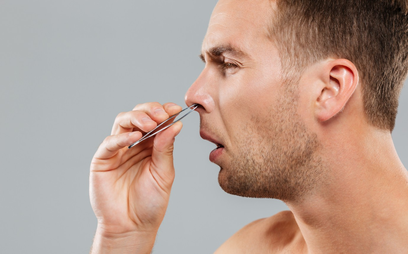 Nasenhaare Entfernen Dauerhafte Nasenhaarentfernung