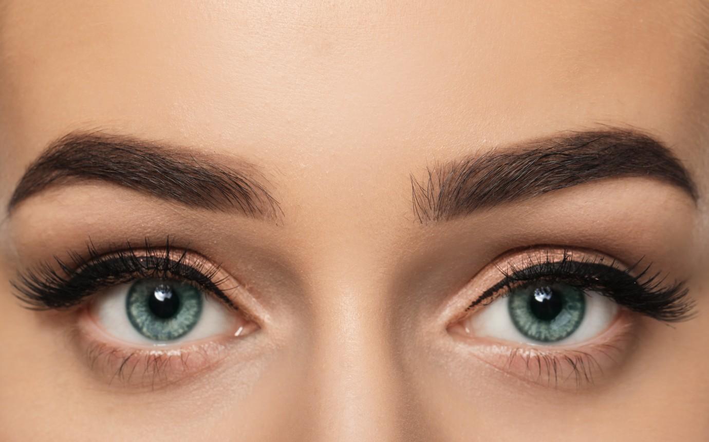 Augenbrauen Formen perfekte Augenbrauen für deine Gesichtsform